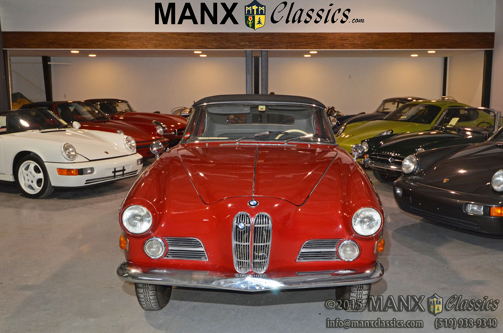 1956 bmw 503 cabriolet for sale manx classic carsfor. Black Bedroom Furniture Sets. Home Design Ideas