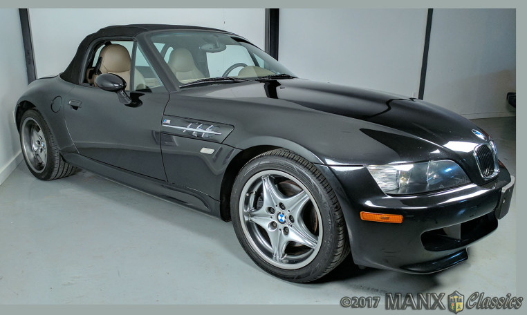 2002 Bmw Z3 M Roadster For Sale Manx Classic Carsfor