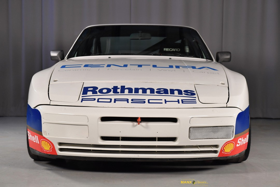1988 Porsche 944 Rothman S Turbo Cup For Sale Manx